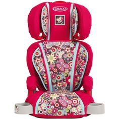 Graco Highback TurboBooster Booster Car Seat