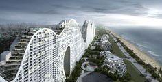 MAD architects - Fake Hills