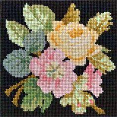 "Rose Posy (8"") by Elizabeth Bradley"