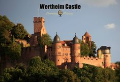 Wertheim Castle: Medieval Fortification in Germany #history | via @learninghistory