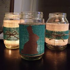 Crafty Lumberjacks : Easter Jam Jars.
