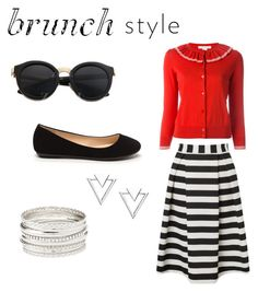 """""""outfit #067"""" by ishtori-ls on Polyvore featuring Lipsy, Marc Jacobs, Charlotte Russe and Nadri"""