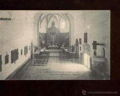 Interior de la Capilla del Santísimo Cristo de la Sangre
