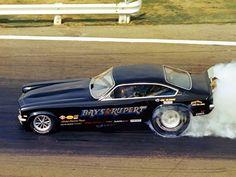 Bays & Rupert Chevy Vega Funny Car