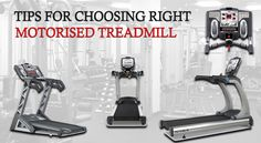 Treadmills are the most popular Home ExerciseEquipments. Choosing the right Motorised Treadmill and purchasing a treadmill, it can be one of the most practical health decisions you can take to stay fit and living healthy.