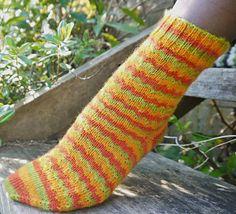 Geek socks : Knitty.com - Spring+Summer 2015