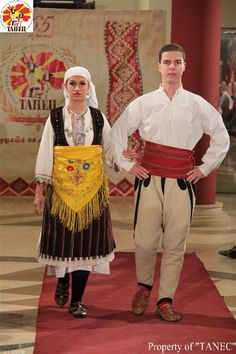 Review of Macedonian Folk Costumes on the occasion of the 65th anniversary of the Tanec Ensemble in Mar 2014 [http://www.tanec.com.mk/newsen165]