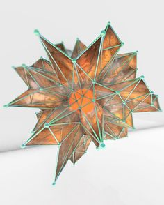 yolk: #C4D #3D #render #igdaily #graphics #design #art #geometry #crystal #dailyrender #maxon by los.renderz