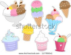 ice creams types - Buscar con Google