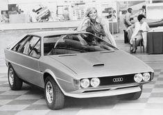 "timewastingmachine: "" 1973 Audi Asso di Picche concept """
