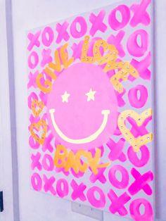 Small Canvas Art, Diy Canvas Art, Canvas Art Projects, Dorm Art, Fashion Wall Art, My New Room, Aesthetic Art, Wall Collage, Cute Art