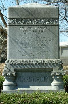 Benjamin Harrison Gravesite
