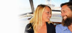 A couple quit their corporate jobs, bought a sailboat, and sailed away to the Caribbean. Catamaran, Sailboat, Caribbean, Sailing, Couples, Design, Sailing Boat, Candle, Sailboats