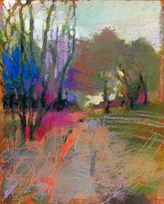 Casey Klahn regeneration of Rita's landscape Rita Kirkman's Art Journal