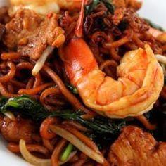 Fried Hokkien Mee @ allrecipes.asia