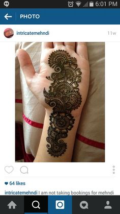 29 New Ideas Design Tattoo Ideas Creative Mehndi Designs 2018, Stylish Mehndi Designs, Mehndi Designs For Fingers, Beautiful Mehndi Design, Arabic Mehndi Designs, Bridal Mehndi Designs, Simple Mehndi Designs, Henna Tattoo Designs, Tattoo Ideas