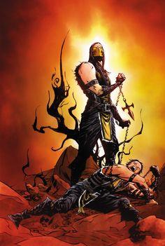 MORTAL KOMBAT X #11 - Written by SHAWN KITTELSEN, Art by DEXTER SOY, Cover by JAE LEE