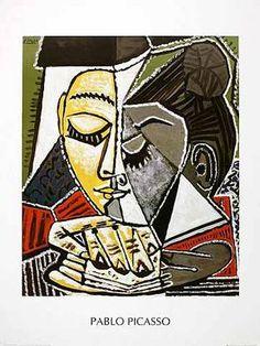 Titolo dell'immagine : Pablo Picasso -