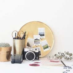 Transform your Tray to Magnetic Photo Display