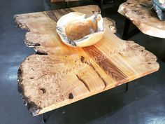 Kütük masa, ağaç masa, doğal ahşap masa