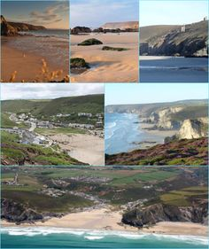 Porthtowan (Cornish: Porth Tewyn, meaning cove of sand dunes) is a small village in Cornwall, England which is a popular summer tourist destination. Porthtowan is on Cornwall's north Atlantic coast about 2 km (1.2 mi) west of St Agnes, 4 km (2.5 mi) north of Redruth, 10 km (6.2 mi) west of Truro and 15 km (9.3 mi) south-west of Newquay in the Cornwall and West Devon Mining Landscape, a World Heritage Site. Porthtowan is popular with surfers and industrial archaeologists; former mine stacks…