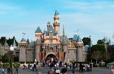 Disneyland, Anaheim, California