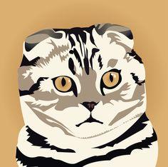 Items similar to Custom Digital Pet Portraits on Etsy Ipad Drawings, Animal Art, Custom Portraits, Cat Art, Custom Cat Portrait, Art, Animal Illustration, Animal Paintings, Custom Portrait Painting