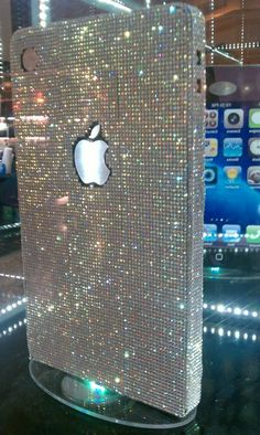 iPhone Crystal Case - Store Display