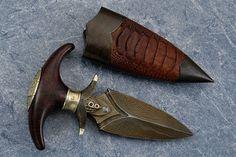 The #pushdaggers #daggers #pushknives