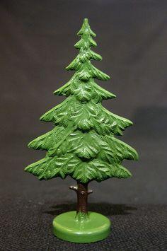 Vintage Lego coniferous tree