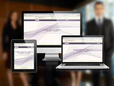 Diseño de sitio web responsive (HTML5), desarrollado en WordPress, con selector de idiomas y gestor de noticias.