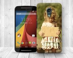 Carcasas 3D personalizadas Motorola Moto G2