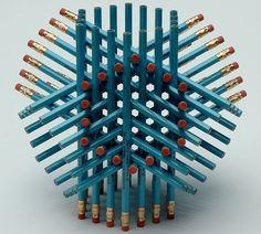 George Hart's pencil art