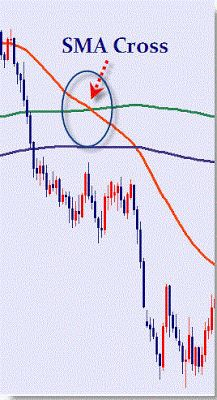 50 and 200 SMA Daily System | Learn Forex Trading