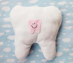 Tooth Fairy Pillow Sewing Pattern