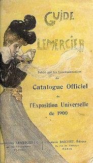 Guide Lemercier (Exposition Universelle Paris 1900)