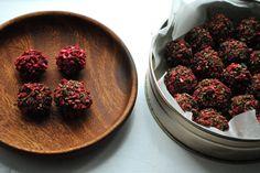 Nytårstrøfler med Baileys Chocolate Luxe