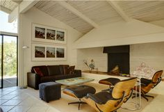 If It's Hip, It's Here: A Classic California Ranch Home by Cliff May Goes On The Market for $1.75 million