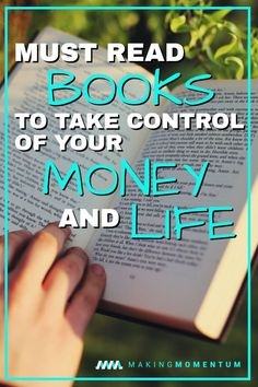 Dive into this collection of books on personal finance, entrepreneurship, productivity and more to take control of your money and life. Stock up your summer book shelf with some of these great reads. #books #personalfinance #personaldevelopement