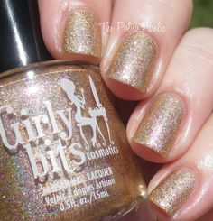 The PolishAholic: Girly Bits August 2016 COTM Duo Swatches & Review. Pre-order at girlybitscosmetics.com on Aug 6th.
