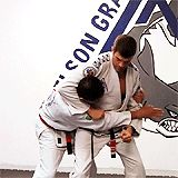 Relson Gracie demonstrating some BJJ self-defense techniques. [Video Link]
