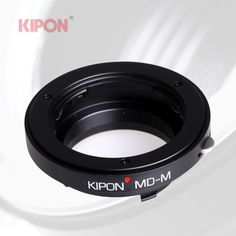 Kipon Adapter for Minolta MD Lens to Rangefinder Live View Leica M Typ240 Camera #Kipon