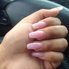 In seek out some nail designs and some ideas for your nails? Listed here is our listing of must-try coffin acrylic nails for fashionable women. Summer Acrylic Nails, Best Acrylic Nails, Acrylic Nail Designs, Summer Nails, Glittery Acrylic Nails, Pink Sparkle Nails, Nail Pink, Acrylic Art, Gold Glitter