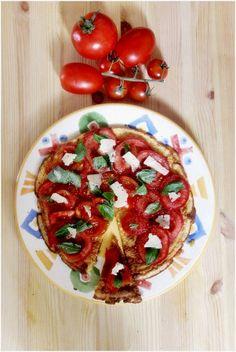 Gluteeniton rapea pizzapohja / Appelsiineja ja hunajaa-blogi