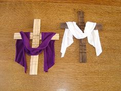 Lent to Easter Clothespin Cross – Back to School Crafts – Grandcrafter – DIY Christmas Ideas ♥ Homes Decoration Ideas Catholic Crafts, Catholic Kids, Church Crafts, Kids Church, Bible School Crafts, Sunday School Crafts, Bible Crafts, Easter Activities, Easter Crafts For Kids