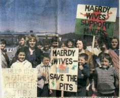 Women's History, British History, Uk Board, Billy Elliot, Cymru, Coal Mining, 30th Anniversary, Real People, Welsh