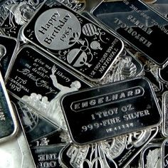 Buy silver now before prices skyrocket!