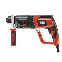 Black  Decker 710W 1.8J SDS Hammer Drill