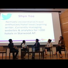 About Shyn Yee #WITnext #traveljobcamp #Webintravel #travel #SMU #Singapore #university - @webintravel- #webstagram