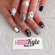 Instagram photo by kayciekyle #nail #nailpolish #style #trend #fashion #nails #polish #women #girl #trendy #trend #beautiful #color #shine #cool #manicure #nailart